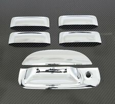 2001-2005 FORD EXPLORER SPORT TRAC 4DR CHROME DOOR HANDLE + TAILGATE COVER