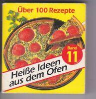 MAGGI Mini-Kochbuch Nr. 11 - Heiße Ideen aus dem Ofen - über 100 Rezepte