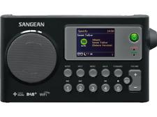 Sangean WFR-27C Radio DAB Fm Internet Digitale Sveglia Orologio