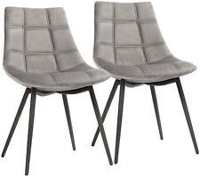 Gebrauchte Esszimmerstühle 2er Set, moderne Küchenstühle, R2038580A+LDC84GY