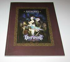 Odin Sphere Leifthrasir Paperback Artworks Art Book Playstation 4