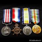 Military WW1 Medals SET 1914 - 15 Star British War & Victory Medal Award Repro