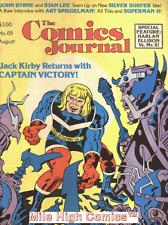 COMICS JOURNAL (MAG) #65 Very Fine