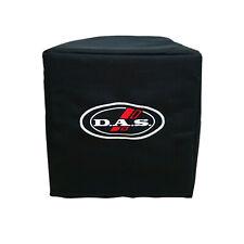 Das Vantec 18A Double Padded Black Protective Subwoofer Cover [Cvr-Vantec18]