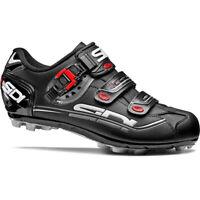 Sidi Dominator 7 MEGA Downhill MTB Cycling Shoes Black Size 46 EU / 11.5 US