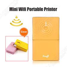 instantané Portable Sans Fil Photo Mini Imprimante pour iPhone