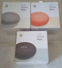 Google Home Mini Smart Speaker with Google Assistant ** Brand New **