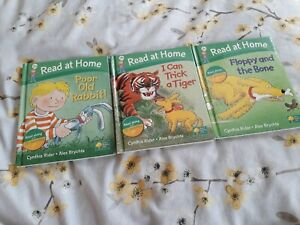 floppy biff kipper books stage 2 Oxford reading tree learn to read books