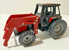 Ertl Diecast Case International 2294 Tractor with Mechanical Front Drive Red