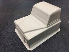 LAND ROVER DEFENDER CAB No Arches 1:10 scale Kamtec Scaler Crawler bodyshell ABS