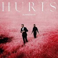 HURTS - SURRENDER  CD NEW+
