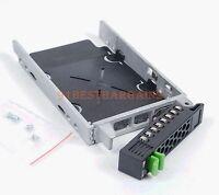 """2.5"""" HDD Tray Caddy A3C40101974 Fujitsu Primergy RX100 RX800 RXI300 BX400 BX600"""