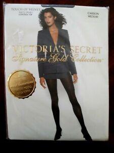 Victoria's Secret Signature Gold Collection Touch of Velvet  Medium Carbon Matte