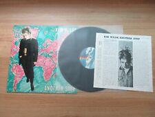 KIM WILDE - Another Step 1987 Korea Vinyl LP INSERT