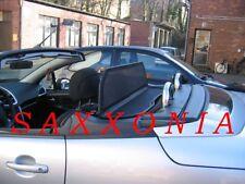 Windschott, schwaz, NEU für PEUGEOT 206 CC Cabrio, super Qualität Made in EU