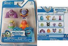 New Disney Pixar Monster University Mini Character Figures 4-pack #3 style