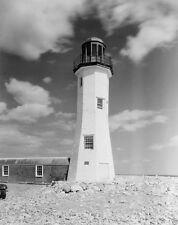 Old Scituate Light lighthouse Cedar Point Massachusetts 1934 - New 8x10 Photo