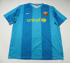 FC Barcelona 2007 / 2009 Away Kit Football Jersey Shirt Camiseta Maglia