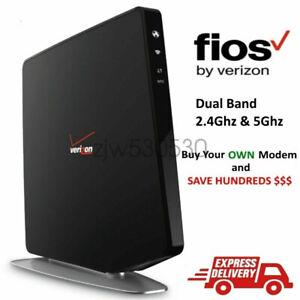 Verizon G1100 Dual Band Quantum AC1750 Wireless Wi-Fi Router Fios Firmware