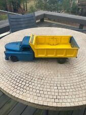Structo sit and ride dump truck