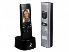 SCS SENTINEL INTERPHONE VISIOPHONE VIDEO SANS FIL 200M GD ANGLE PVS0007 PORTIER