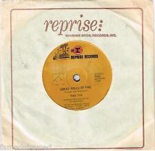 "TINY TIM - GREAT BALLS OF FIRE - RARE 7"" 45 VINYL RECORD - 1968"