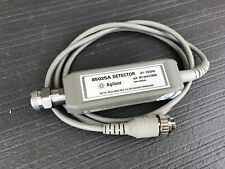 Agilent 85025A Ac/Dc Coaxial Detector, 10 Mhz to 18 Ghz - Calibrated! 8757D