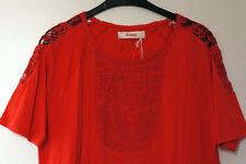 Figurbetonte Übergröße Damenblusen,-Tops & -Shirts für Freizeit ohne Mehrstückpackung