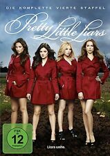 PRETTY LITTLE LIARS, Staffel 4 (5 DVDs) NEU+OVP