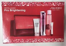 SHISEIDO GINZA TOKYO WHITE LUCENT PRO BRIGHTENING SET - $175 RETAIL VALUE $258