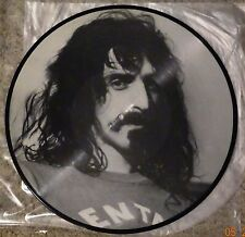 Frank Zappa picture disc LP live in 1978 Europe