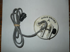 Compass Gold Probe 3.5 inch metal detector coil