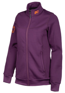 New Women's Klim Sundance Jacket ~ Purple/ Orange ~ M ~ # 3146-005-130-795