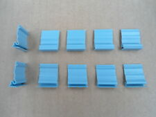 10 OLD SCHOOL NOS WINDOW MOLDING SPACERS! FORD FAIRLANE FASTBACK TORINO BRONCO