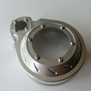 CNC alloy baja spur gear cover for 1/5 HPI baja 5b KM ROVAN
