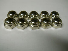 M8 STAINLESS DOME NUTS A4 MARINE GRADE ACORN NUT METRIC THREAD * PACK OF 50