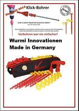 Schraubheringe-starterset 2014-wurmi ® - zeltheringe-Holly ® produits stabielo