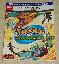 Pokemon Ranger Ninitendo DS: with Poster (Prima / Nintendo Official Game Guide)