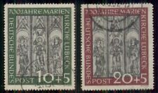 Germany #B316-17 Complete set, used, Vf, Scott $125.00