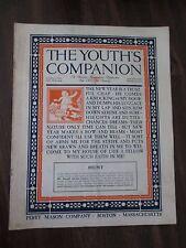 The Youth's Companion January 8, 1925