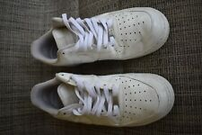 NIKE AIR FORCE 1 MENS WHITE SHOES SIZE 13 SNEAKERS