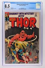 Journey Into Mystery #121 - Marvel 1965 CGC 8.5 Absorbing Man Appearance.