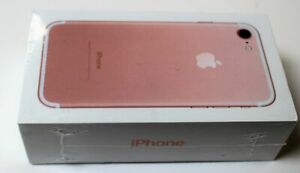 Apple iPhone 7 - 32GB Rose Gold (AT&T) A1778 (GSM) New other SEALED box UNLOCKED