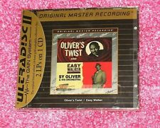 SY Oliver - Oliver's Twist & Easy Walker - Rare MFSL Gold Disc 2:1 CD NEW Jazz