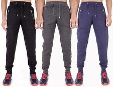 Cotton Blend Tracksuit Fitness Regular Activewear for Men