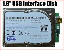 New 1.8 Inch Samsung HS20YJZ/SX201PS 200gb usb interface Hard Disk Drive