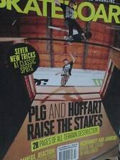 SBC Skateboard Magazine Late Summer 2010 All-Terrain Destruction/McDermott &