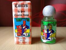 Miniature de Parfum - Laureline Fontanel : Le petit chaperon rouge (Edt de 8 ml)