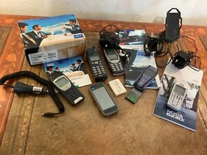 Selection of six Nokia Mobile Phones