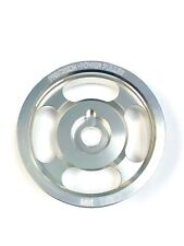 OBX Underdrive Crank Pulley Silver For 2002 To 2003 VW Golf GTI VR6 2.8L DOHC